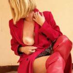 Annonce d'une cougar blonde du 68 en manque de GROS câlins