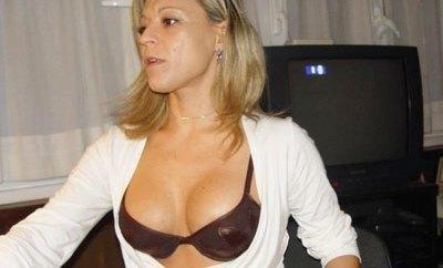 Jolie milf blonde la quarantaine pour webcam sexe et plus (sur Mulhouse)